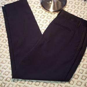 Rag & Bone high waisted navy blue slacks size 8